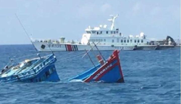 Trung Quốc cấm đánh bắt cá ở Biển Đông, cử tàu hải cảnh giám sát