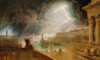 Lời cảnh tỉnh của Thần Phật: Ai Cập cổ xưa và Vũ Hán hiện đại