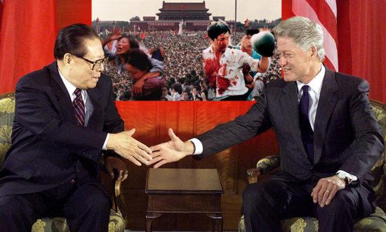 Như vậy Mỹ đã bỏ qua rất nhiều vấn đề nhân quyền, vì lợi ích kinh tế đã ngoảnh mặt làm ngơ trước các tội ác liên tiếp của Trung Quốc.