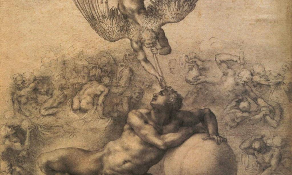 Giấc Mơ về Cuộc Sống Con Người - Michelangelo