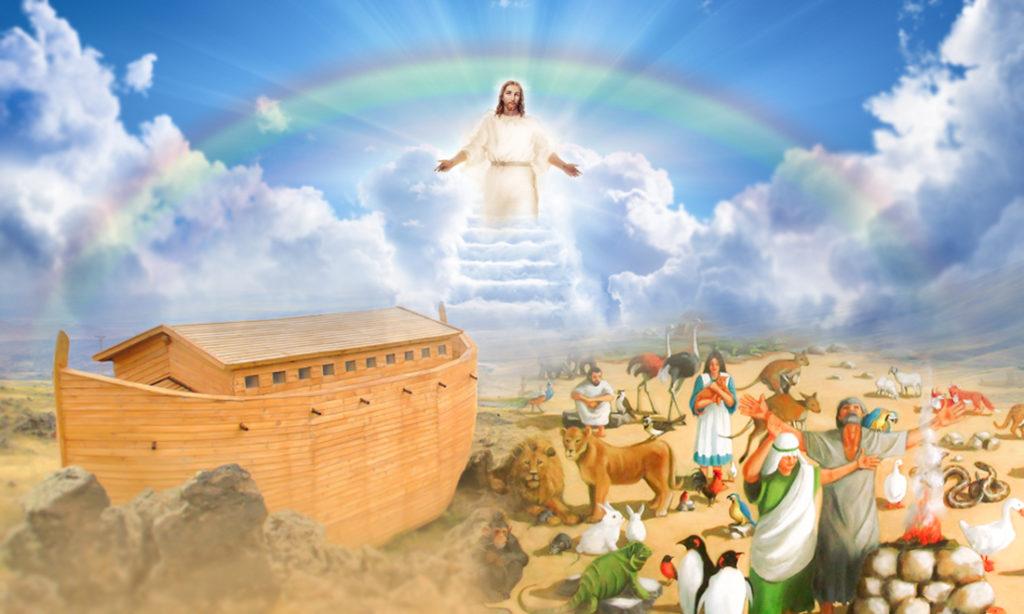Đại Hồng Thủy (Kỳ 3): Trời mới, Đất mới
