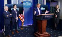 Tổng thống Trump nghi ngờ số liệu của chế độ Trung Quốc