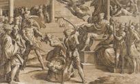 Tranh in Mộc Bản Chiaroscuro thời Phục Hưng Ý - Kỹ thuật đầy ấn tượng