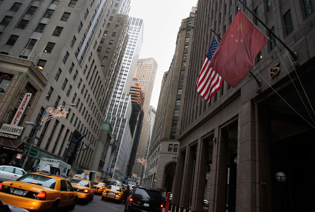 Bởi vì có vị thế và ảnh hưởng đặc biệt, thành phố New York đã đóng vai trò lớn trong việc thúc đẩy lợi ích của ĐCSTQ và giúp nó đạt được các chương trình nghị sự của mình. (Ảnh: Getty)