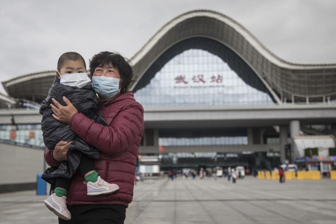 Số lượng tử vong ở Vũ Hán có thể cao hơn 12 lần so với số công bố