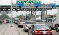 Kiến nghị tăng phí đường bộ do lưu lượng giao thông giảm