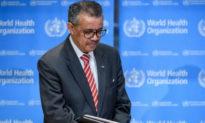 Nhân viên WHO tử vong vì đại dịch, truyền thông Đài Loan nhắc nhở Tổng giám đốc WHO 'hãy cẩn thận'