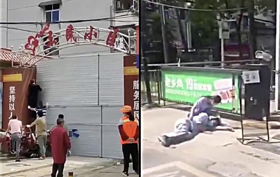 Thành phố Vũ Hán chứng kiến đợt bùng phát dịch thứ 2, người dân hoảng loạn