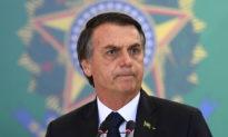 Tổng thống Brazil nhiễm virus corona Vũ Hán