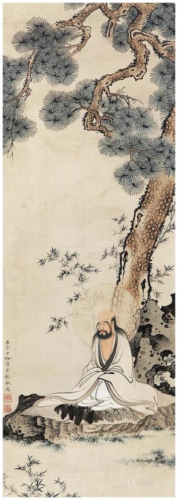 Các tác phẩm của ông tái hiện cuộc sống thời cổ đại, con người sống hòa hợp và thuận theo tự nhiên.