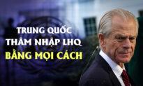 Sự thâm nhập của ĐCSTQ vào Liên Hợp Quốc