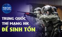 Hơi cay lại phủ kín đường phố Hồng Kông