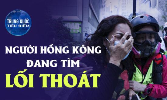 Hồng Kông kêu gọi phản đối luật mới của Trung Quốc