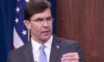Bộ trưởng Quốc phòng Mỹ chỉ trích Trung Quốc 'ngang ngược' ở Biển Đông