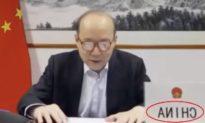 Đại sứ Trung Quốc gây ra tình huống 'dở khóc dở cười' trong cuộc họp WHO