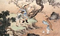 24 tấm gương hiếu hạnh xưa (P-6): Đàm Tử lấy sữa hươu