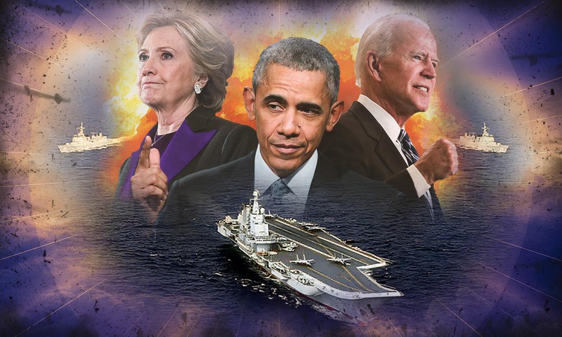 Di sản Obama: Nước Mỹ suy yếu và Trung Quốc hung hăng hơn bao giờ hết tại Biển Đông (Kỳ 2)