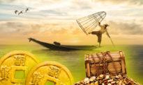 Đồng tiền Vạn Lịch: Thánh nhân đãi kẻ khù khờ; tiền muôn bạc vạn sa cơ cũng hèn