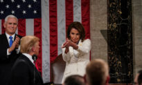 Dân biểu Mỹ tố Chủ tịch Hạ Viện Pelosi cùng phe với ĐCS Trung Quốc, chỉ muốn gây hại cho ông Trump