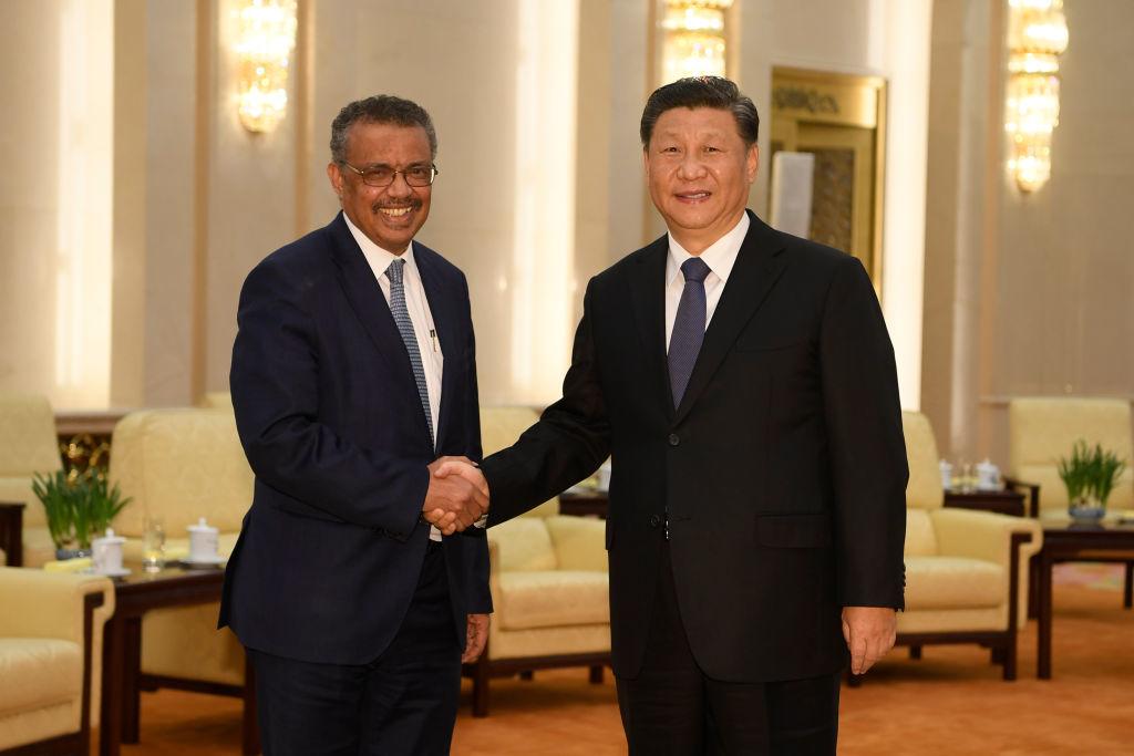 Lộ thư mật ĐCS Trung Quốc gửi Tổng giám đốc WHO để ngăn cản Đài Loan tham gia Hội nghị Y tế Thế giới
