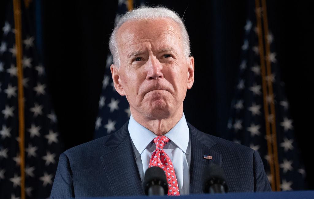 """Phó Tổng thống Joe Biden nói rằng, Washington không muốn kiềm chế sự trỗi dậy của Trung Quốc vì mối quan hệ Mỹ-Trung là """"quá quan trọng. Không chỉ chúng tôi phụ thuộc vào nó, mà thế giới còn phụ thuộc vào thành công chung của chúng tôi"""". (Ảnh: Getty)"""