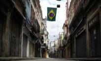 Đại dịch đang diễn biến nghiêm trọng ở Brazil, thêm một quan chức nhiễm virus Vũ Hán