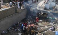 Rơi máy bay ở Pakistan, hơn 100 người thiệt mạng