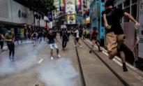 Ảnh: Hàng ngàn người Hồng Kông biểu tình phản đối luật an ninh