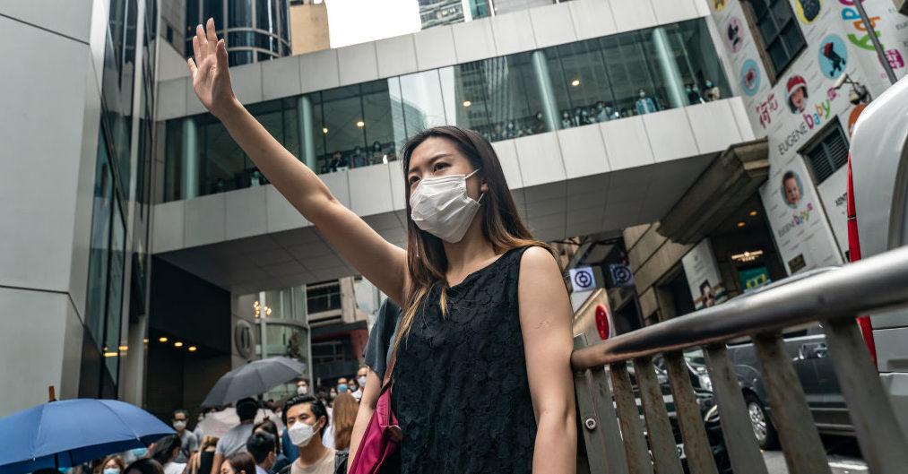 Người giàu ở Hồng Kông đang chuẩn bị cho tình huống xấu nhất