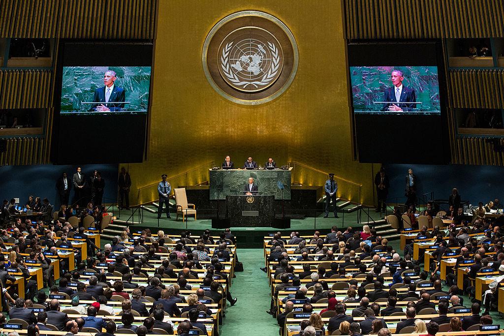 Trung Quốc đang tái cấu trúc Liên Hợp Quốc mô phỏng theo hình ảnh của chính mình như thế nào
