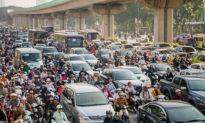 Đề xuất kiểm tra khí thải xe máy như ô tô