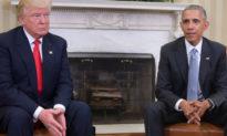 Lịch thiệp trước mặt, nhưng sau lưng Obama lại chỉ trích ông Trump