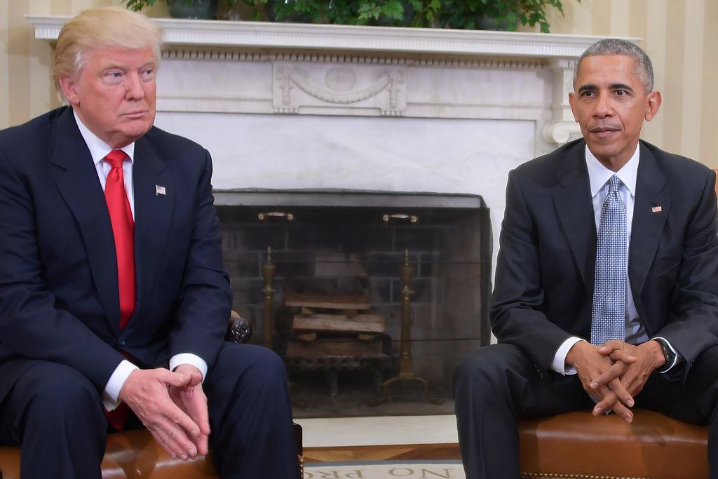 Ngày rời khỏi nhiệm sở, Barack Obama đã để lại cho đương kim Tổng thống Donald Trump một nước Mỹ chia rẽ sâu sắc với nền kinh tế suy yếu cùng một thế giới hỗn loạn tràn ngập chủ nghĩa khủng bố.