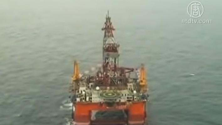 Hải quân Mỹ hoàn toàn vắng bóng trên biển Đông trong năm 2014 - đây cũng là năm mà Trung Quốc đẩy mạnh việc xây dựng đảo phi pháp dữ dội nhất, đồng thời ngang nhiên đặt giàn khoan dầu HD981 trong vùng đặc quyền kinh tế của Việt Nam.