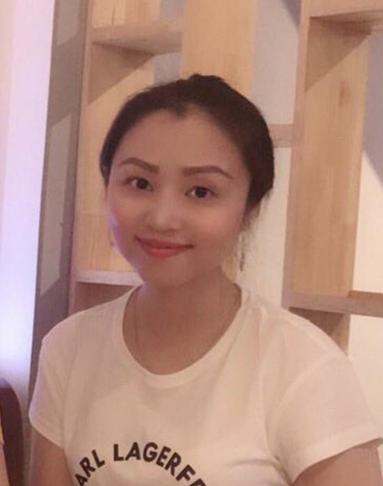 Chị Phạm Hoàng Mỹ Linh (người Mỹ gốc Việt) - 29 tuổi là Quản lý công ty bảo hiểm tại Woodbridge, Virginia nước Mỹ.