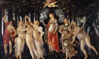 Diễn giải kiệt tác 'Primavera' của Botticelli - chiêm ngưỡng cái đẹp giúp dẫn lối đến thiên thượng