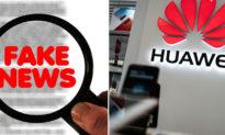 Sự kiện 'thông tin sai lệch' về virus Corona Vũ Hán hủy bỏ sau khi bị phát hiện được tài trợ bởi Huawei