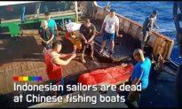 Indonesia chỉ trích tàu cá Trung Quốc sau cái chết của 3 ngư dân
