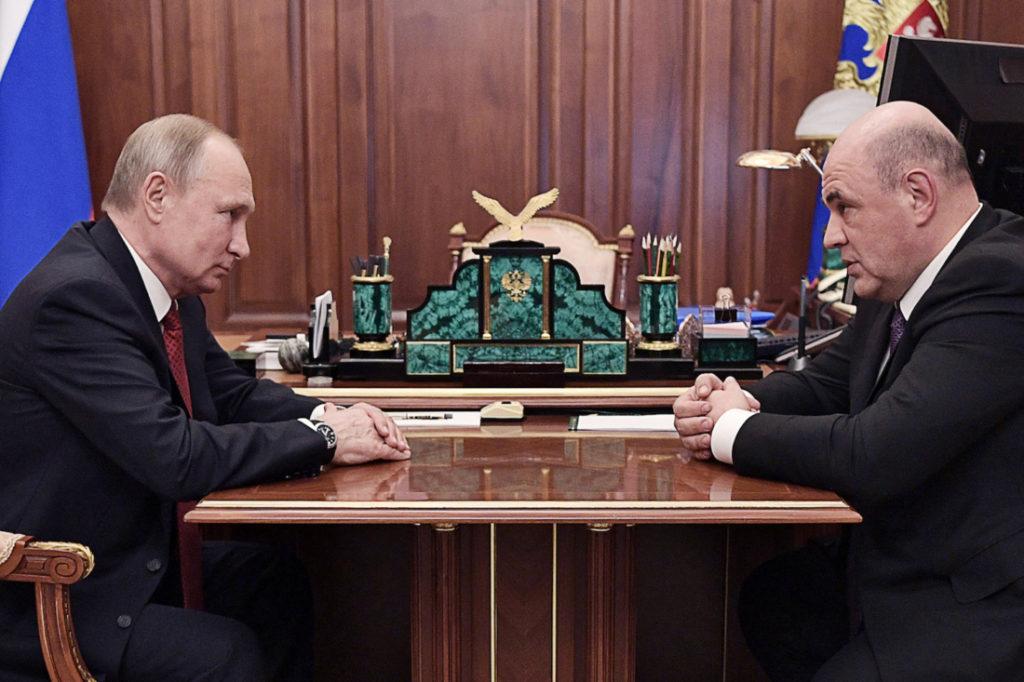 Thủ tướng Nga nhiễm virus corona Vũ Hán