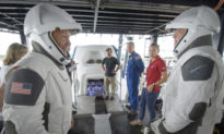Lực lượng không gianMỹ chính thức ra mắt