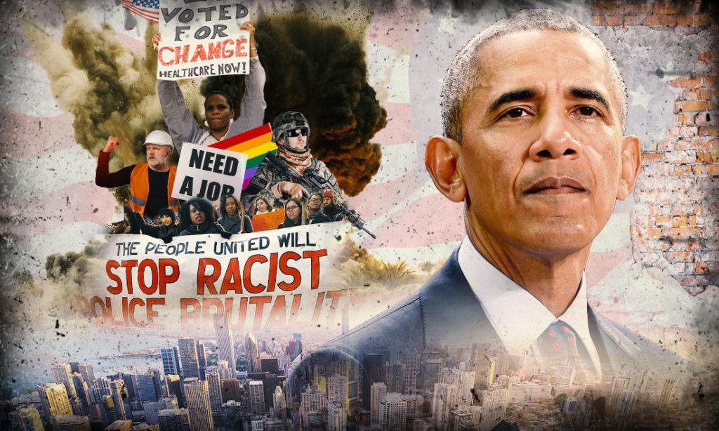 """Nước Mỹ lạc lối dưới thời """"trị vì"""" của Tổng thống Barack Obama"""