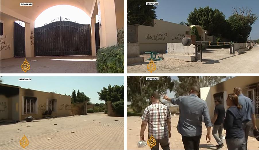 So với các Đại sứ quán Mỹ khác trên thế giới, lãnh sự quán tại Benghazi có kết cấu phòng thủ khá lỏng lẻo, rất dễ bị tấn công.