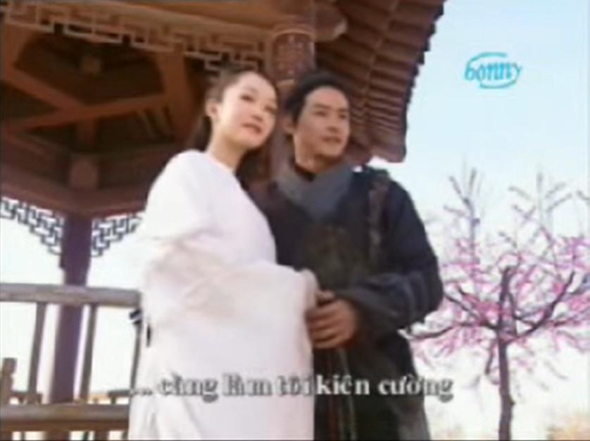 Lý Minh Thuận và Phạm Văn Phương trong phim
