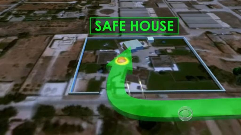 Vào lúc 5 giờ sáng, một loạt đạn pháo cối đã nã vào khu nhà ở. Hai quả đạn phát nổ trên mái nhà đã giết chết hai lính đặc nhiệm là Glen Doherty và Tyrone Woods.