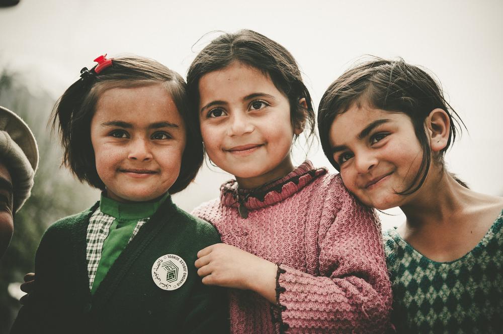Người Hunzas cũng là những con người rất ấm áp và thân thiện. (Ảnh: Shutterstock)