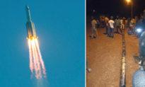 Tên lửa Trung Quốc có thể đã rơi trúng New York nếu trở lại bầu khí quyển sớm hơn 15 phút
