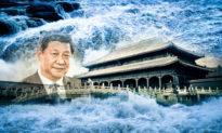 Tháng 5 này, nước Hoàng Hà đột nhiên trong vắt: điềm báo Trung Hoa sắp thay triều đổi đại có trở thành hiện thực?