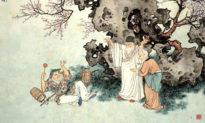 24 tấm gương hiếu hạnh (P-5): Lão Lai Tử giả làm con trẻ