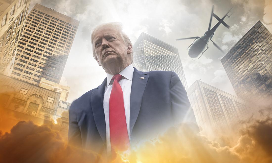 TT Donald Trump: Kỳ 1 - Định mệnh trở thành tổng thống