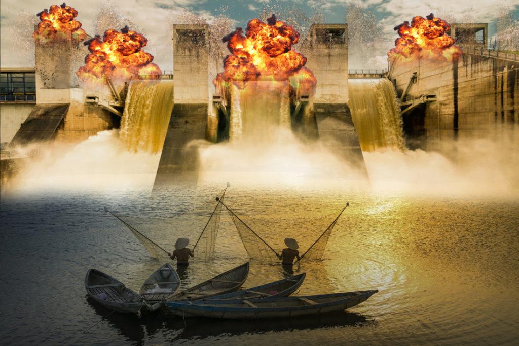 Thương hoài Mekong. Kỳ 4: Thủy điện – cơn ác mộng tầm cỡ quốc tế. Tương lai nào cho dòng Mekong?